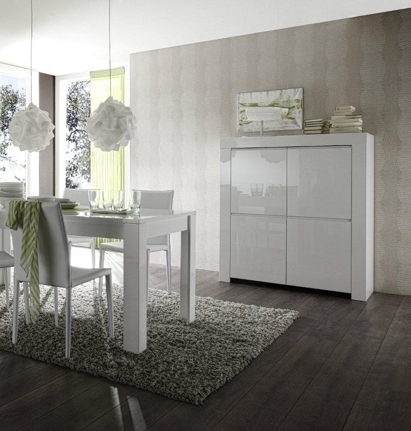 Soggiorno Amalfi 1 con tavolo allungabile 160 cm