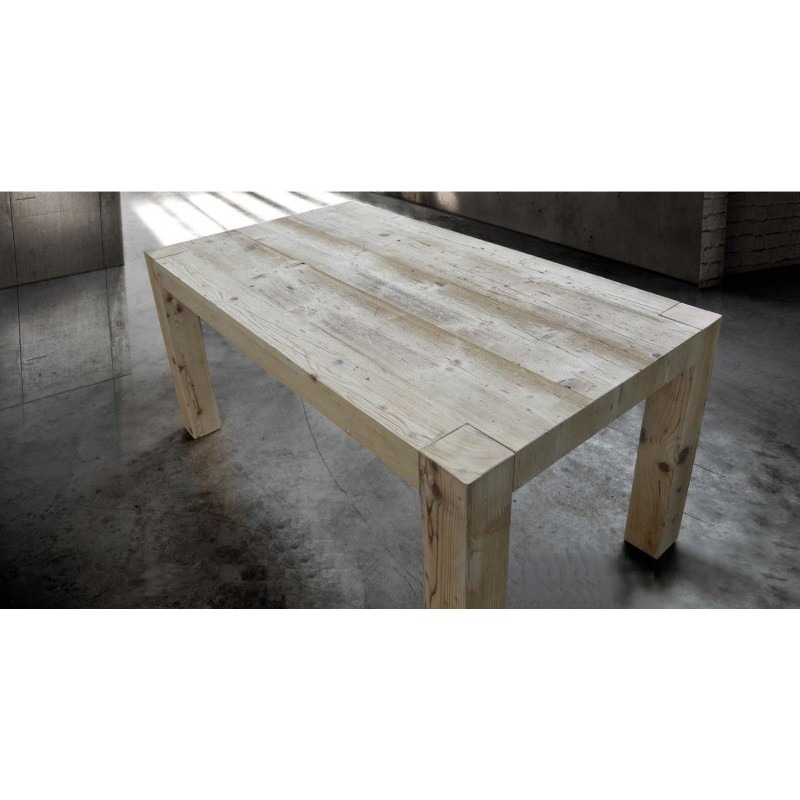 tavolo legno vecchio prima patina