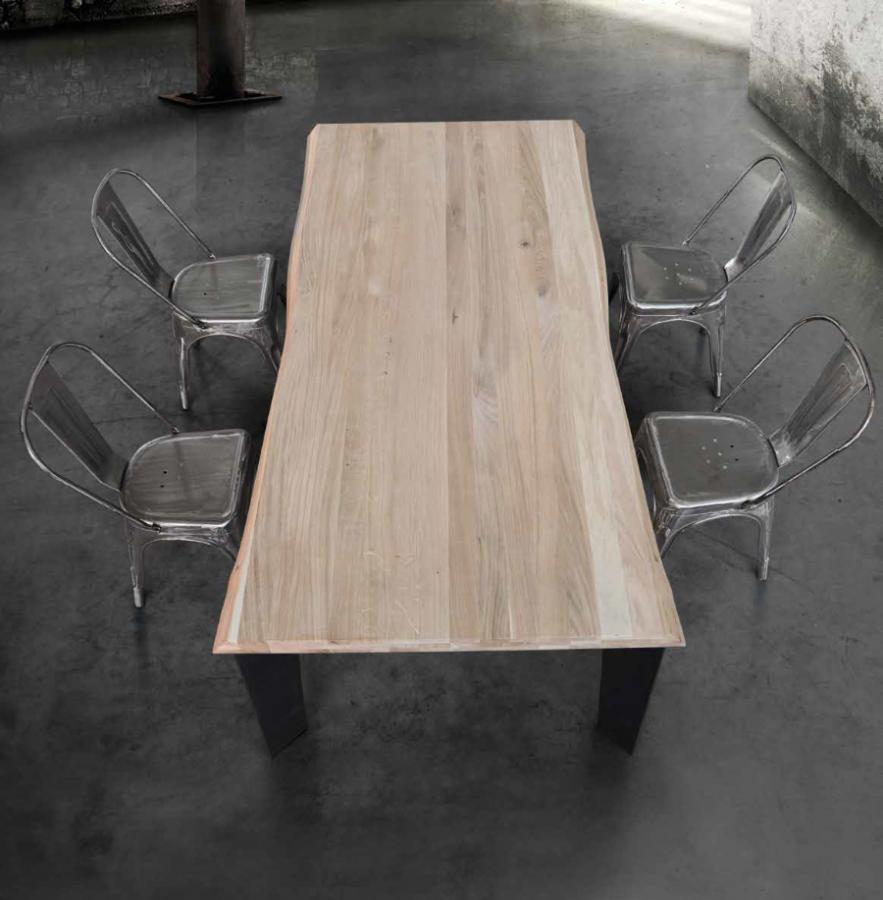 tavolo massello fisso
