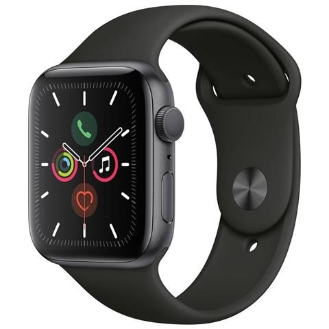 APPLE Watch 5 44 mm Impermeabile 5ATM GPS 32GB WiFi / Bluetooth