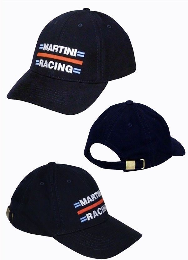 Cappello originale replica Martini Racing