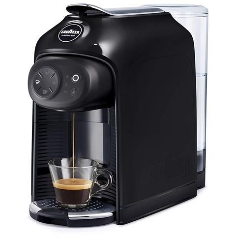 Macchina da Caffè Espresso Automatica Idola A Modo Mio Serbatoio 1.1 Lt. Potenza