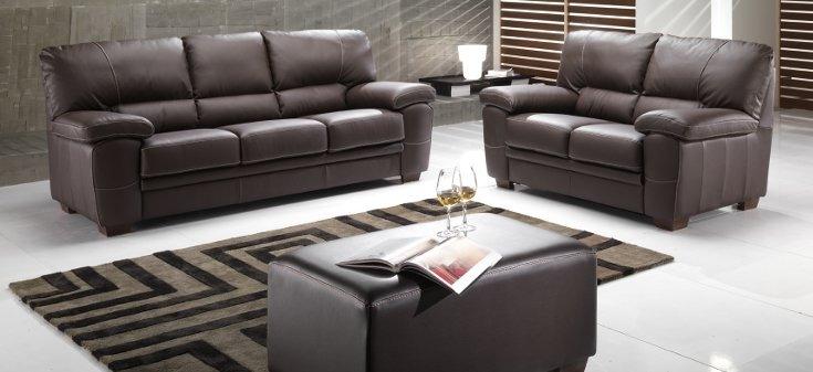 coppia di divani 3+2 posti