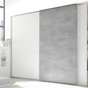 camera da letto armadio scorrevole adatta ad ogni ambiente cam. amalti comp. 02