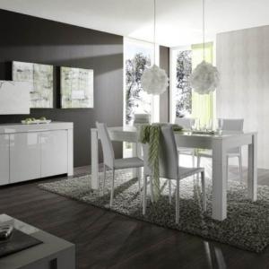Soggiorno Amalfi 1 con tavolo allungabile 160 cm Soggiorno Amalfi 1