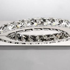 applique saturno led/cristalli  4809/ap