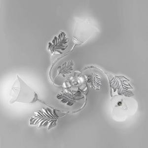 plafoniera marilena 3 luci bianco  4836/pl3