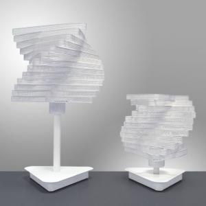 lumetto cartoccio bianco  4841/lb