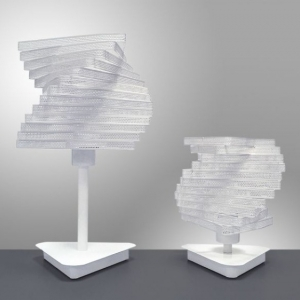 lume grande cartoccio bianco  4841/lgb