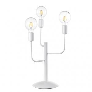 lampada grande mantis 3 luci bianca  4999/l3b