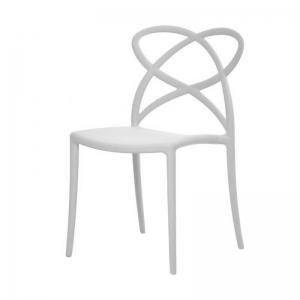 sedia bianca 908