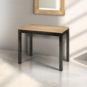 tavolo a console allungabile con 5 allunghi Art 860