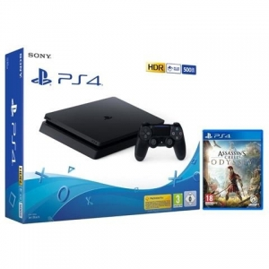 SONY ENTERTAINMENT PS4 500GB F CHASSIS BLACK PS4 500GB F CHASSIS BLACK
