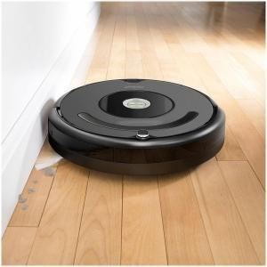 Robot Aspirapolvere Wifi Roomba 676 Colore Grigio / Antracite  Wifi Roomba 676