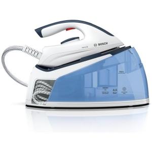 Ferro da Stiro con Caldaia Continua Potenza 2400 Watt Colore Bianco / Blu BOSCH TDS2140
