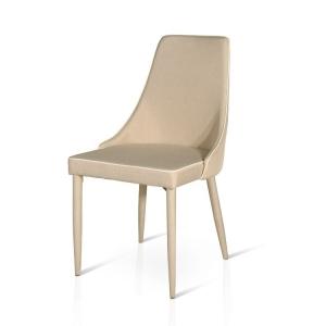 Sedia con seduta e schienale imbottito 702