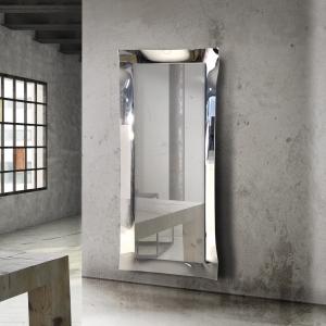 Specchio rettangolare argento  T&C-CA-899