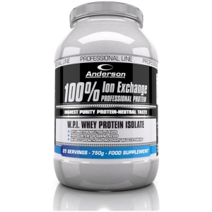 100% ION EXCHANGE PROFESSIONAL  750G PROTEIN ION EXCHANGE PROFESSIONAL PROTEIN