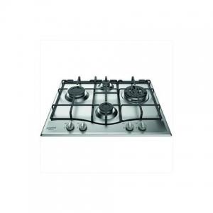 Piano Cottura  a Gas 4 Fuochi Gas 1 Tripla Corona Colore Inox PCN 642 T / IX / HAR