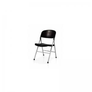 sedia pieghevole nera 920 N